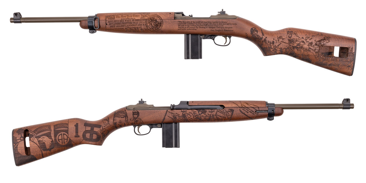 89905d2164e5 Thompson Auto-Ordnance Introduces Limited Edition D-Day Series ...