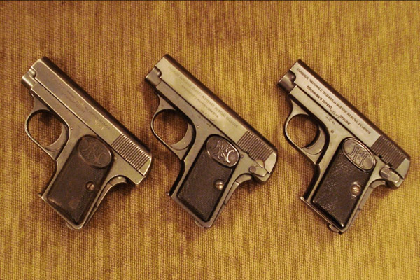 Pocket Pistols: Their Ins and Outs for Concealed Carry