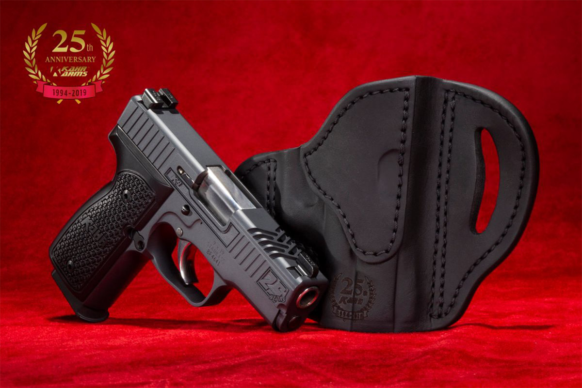 Kahr Arms Launches Limited Edition 25th Anniversary K9 - Kahr