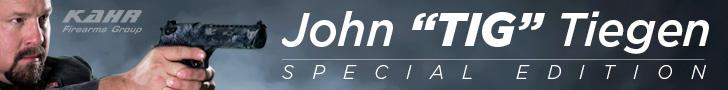 John TIG Tiegen Special Edition